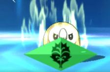 pokemon sol y luna sincro planta