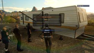 Final Fantasy XV chocobo equipo ataques 11