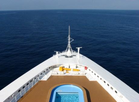Ocean Horizon Cruise