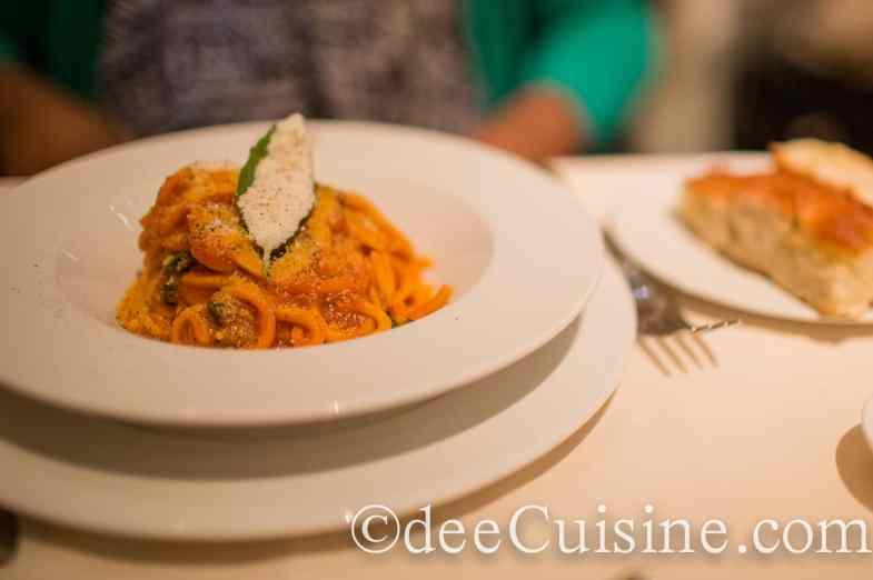 Spaghetti Chittara