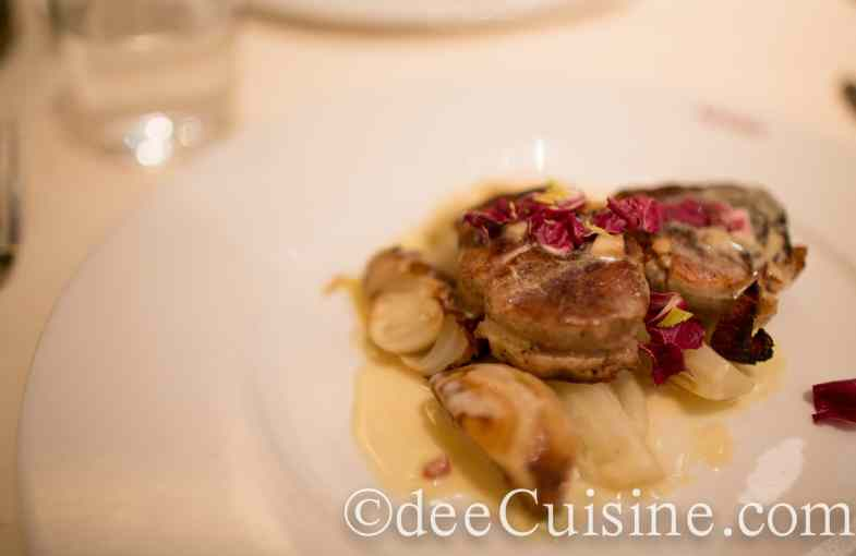 """SD26 Veal Loin """"Bergese"""""""
