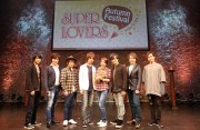 SUPER LOVERS Autumn Festival イベントの模様