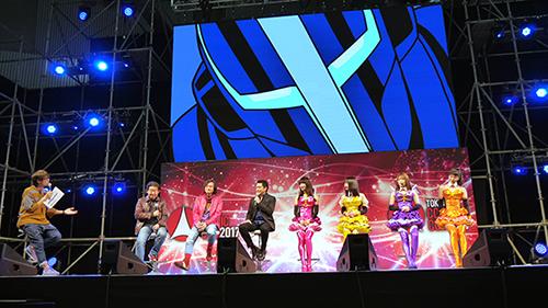 THE REFLECTION 東京コミコンステージイベント模様