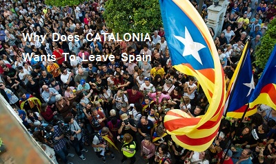 catalonia wants to leave spain