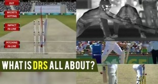 DRS in cricket