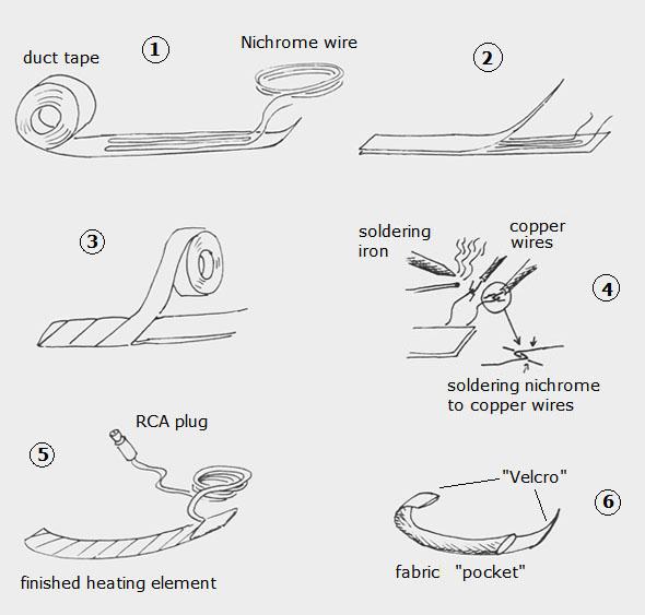 nichrome wire schematic