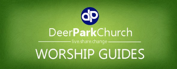 Worship Guide Banner