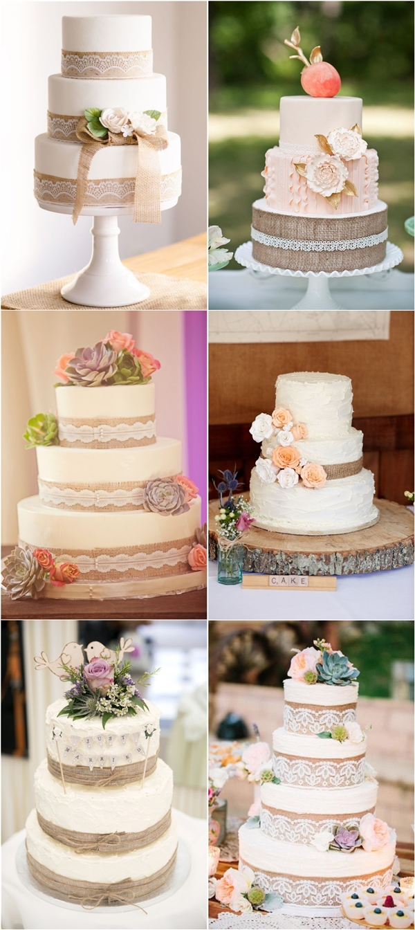 Large Of Rustic Wedding Cakes
