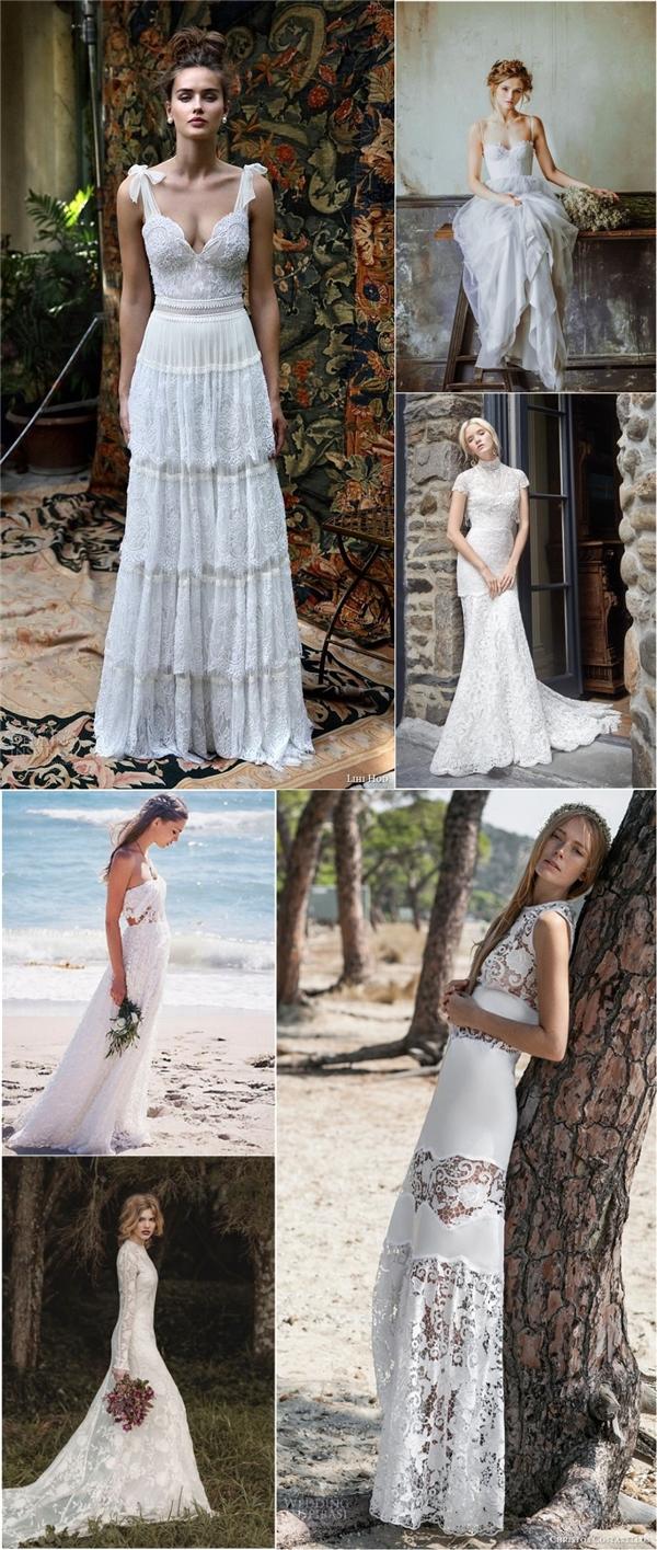 beautiful bohemian wedding dresses boho wedding dress Vintage bohemian wedding dresses boho bridal gowns