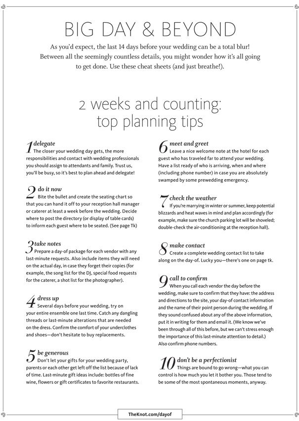 How to Plan a Wedding \u2013 36 Steps to Planning a Wedding Deer Pearl