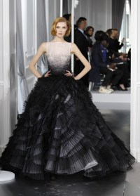 25 Gorgeous Black Wedding Dresses | Deer Pearl Flowers