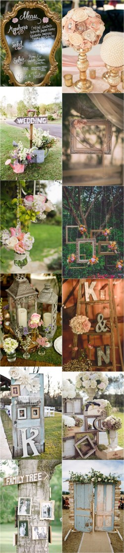Small Of Vintage Wedding Decorations