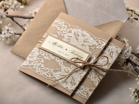 30 Our Absolutely Favorite Rustic Wedding Invitations Deer Pearl
