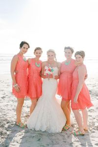 45+ Coral Wedding Color Ideas You Don't Want to Overlook ...