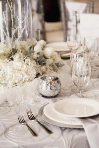 30 Spectacular Winter Wedding Table Setting Ideas | Deer ...
