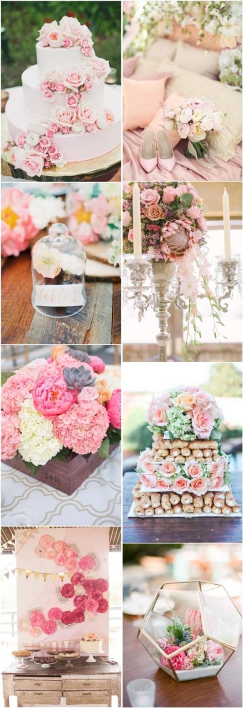 Medium Of Spring Wedding Colors