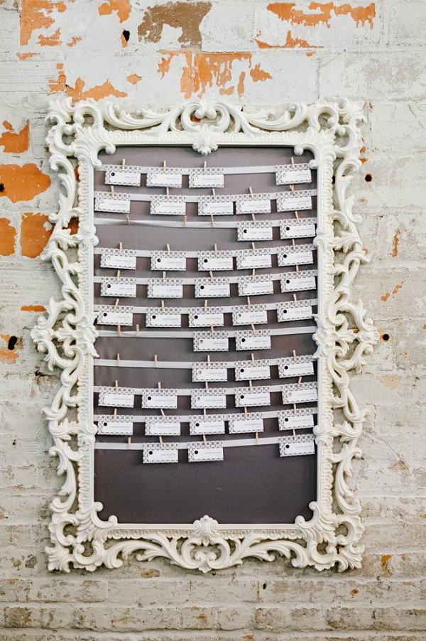 Awesome Ideas For Seating Chart For Wedding Reception Motif
