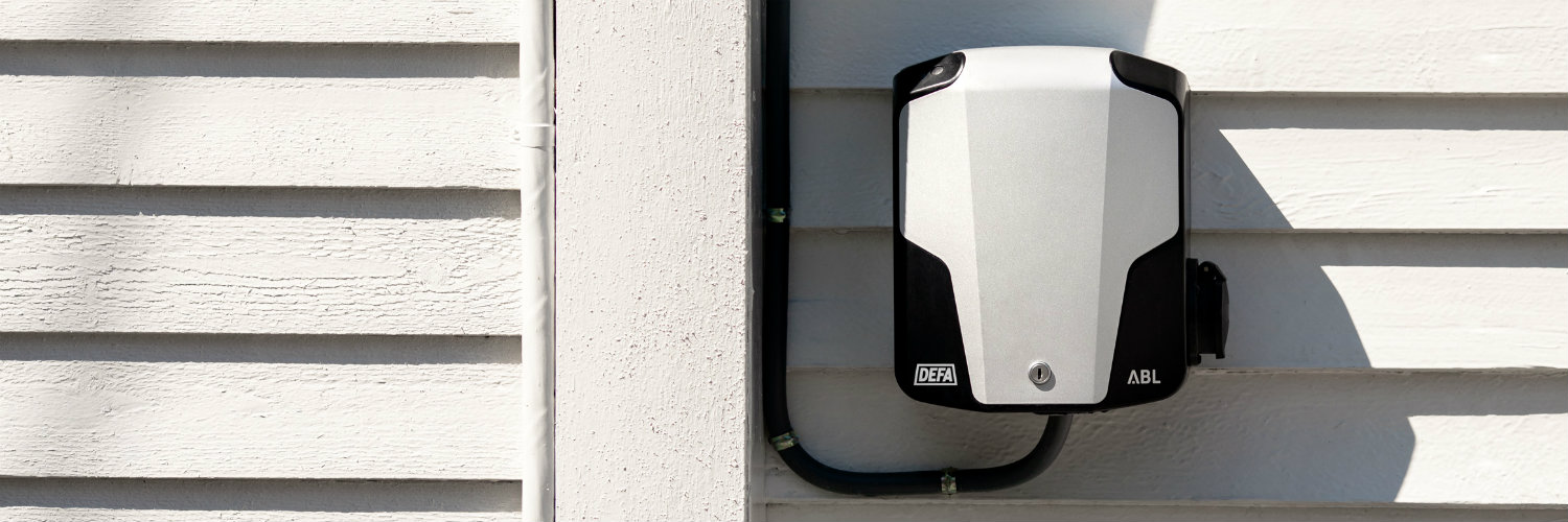 Charging station at home - charge your EV safely and efficiently