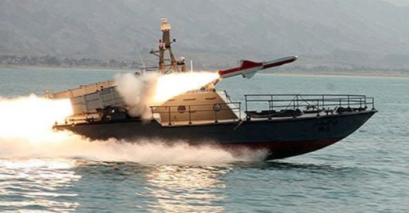 Image result for Iran missiles on ships