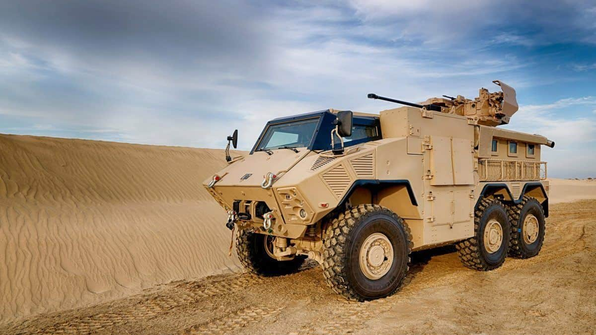 Future Cars 2018 Wallpapers Uae To Order Locally Produced Armored Vehicles At
