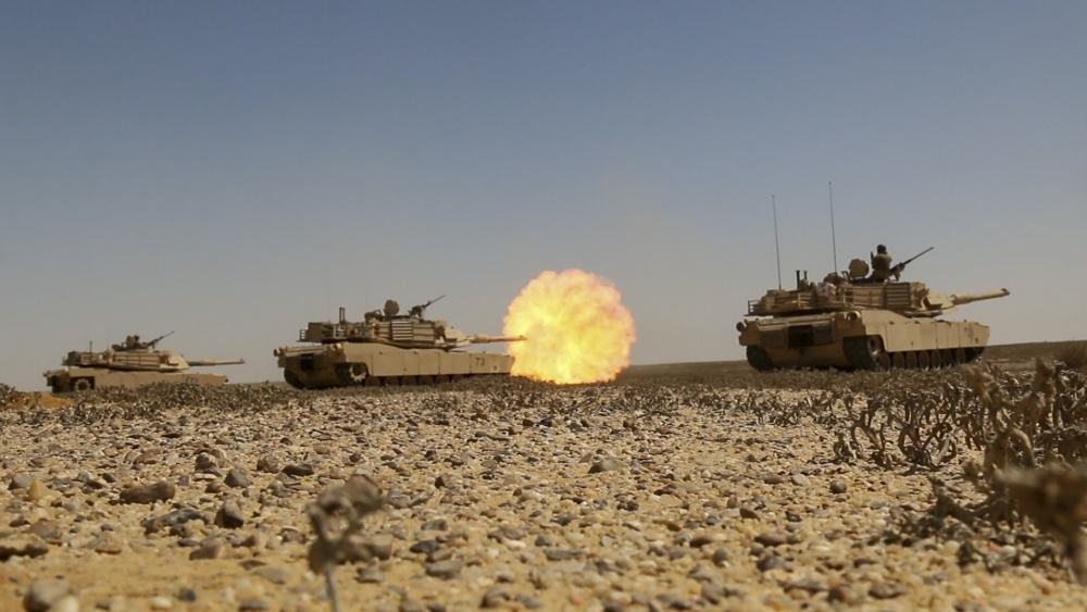 US Army cavalry troops strengthen partnerships during Egyptian
