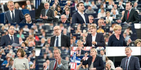 Ευρωπαϊκή συζήτηση για την Ελλάδα