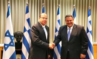 Ελλάδα, ο ΣΥΡΙΖΑ και το Ισραήλ