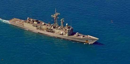 HMAS Melbourne (FFG 5)