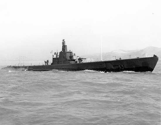 USS Sailfish