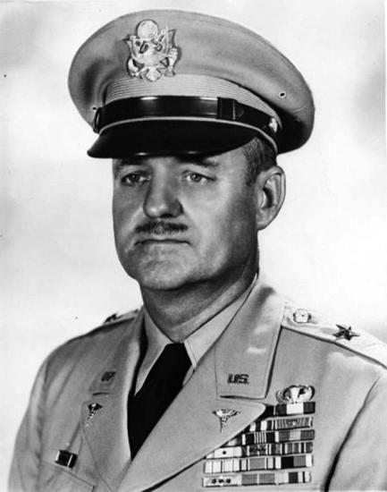 Brig. Gen. Crawford F. Sams