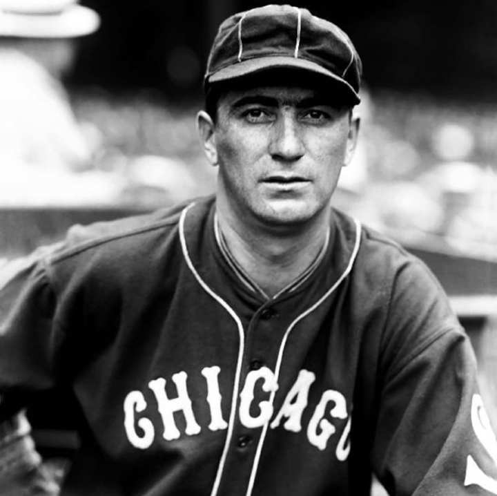 Catcher Moe Berg played 15 seasons in the major leagues despite having modest skills. Photo courtesy of the Conlon Collection