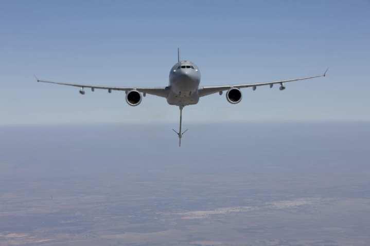 The KC-45, similar to the A330 MRTT