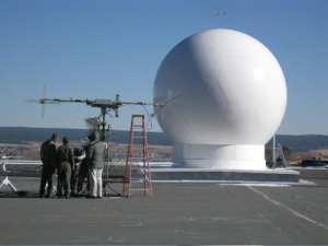 FalconSAT-5 antenna configuration.