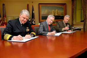 Marine Corps and Navy F-35 deal