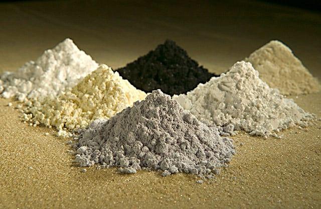 Rare-earth-oxides
