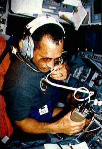Charles F. Bolden as astronaut
