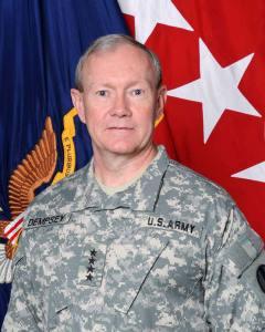 Gen. Martin Dempsey CJCS