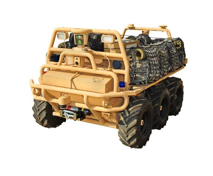 Lockheed Martin SMSS