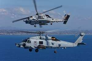 MH-60R Seahawks