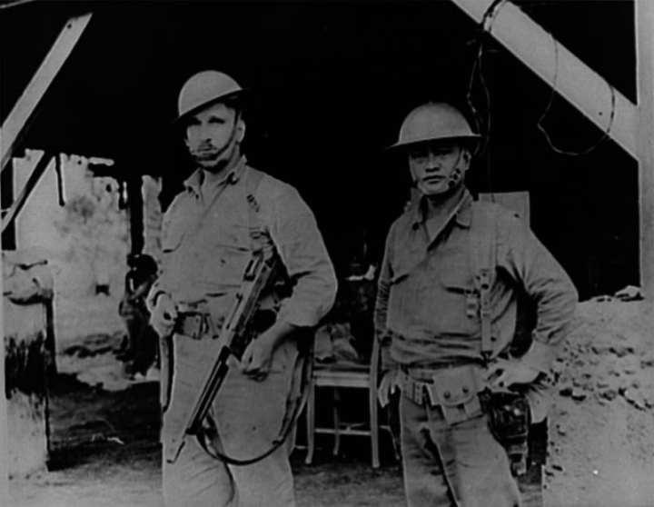 Rainbow 5, the Philippines, 1941