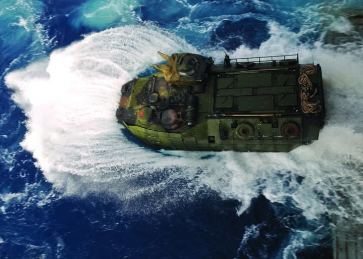 Amphibious Assault Vehicle (AAV)
