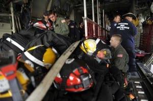 Coast Guard first responders Haiti earthquake