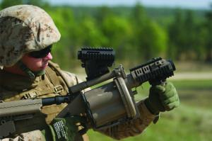 M32 Multi-Shot Grenade Launcher