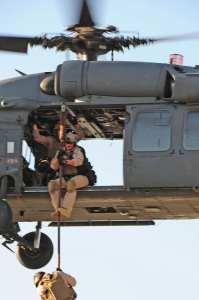 MSST 91104 fast rope training