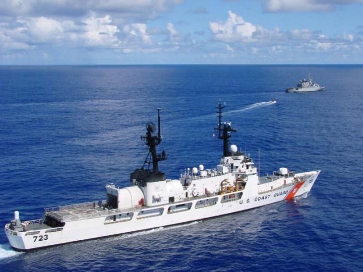 Rush and Prairial multilateral law enforcement effort