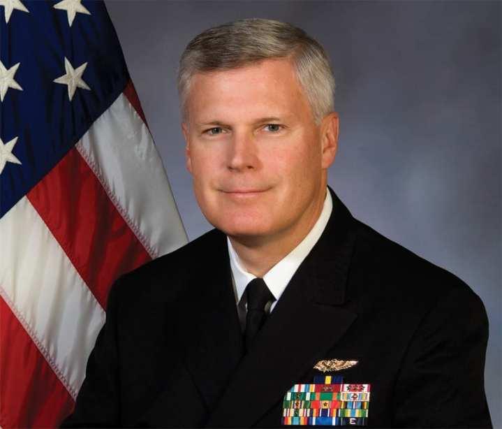 Vice Adm. Alan S. Thompson