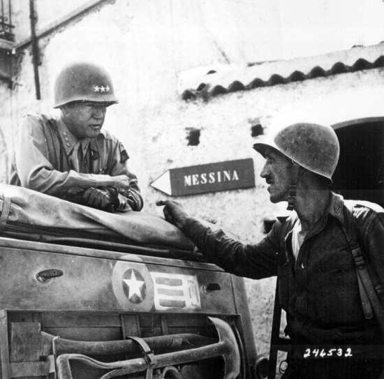 Lt. Gen. George Patton