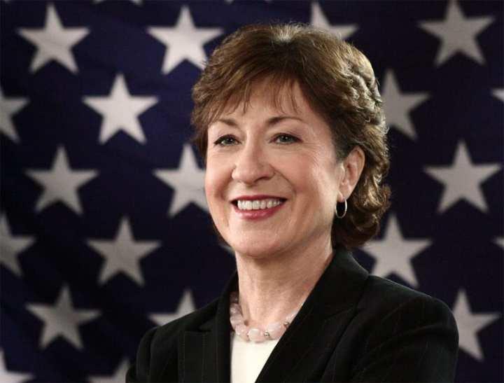 Sen. Susan Collins (R-Maine)