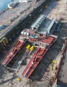 Montford Point construction