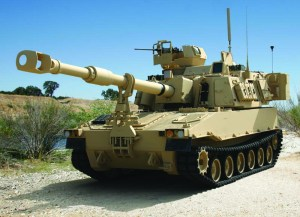 Paladin Integrated Management M109A6